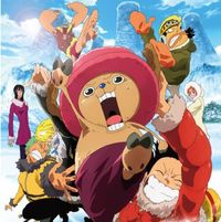 "Crunchyroll - VIDEO: Latest ""One Piece: Episode of Chopper"" 2014 Edition Commercial"