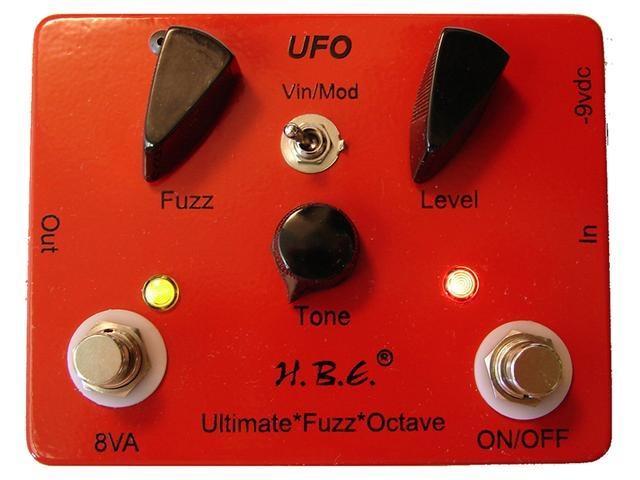 Fuzz Octave