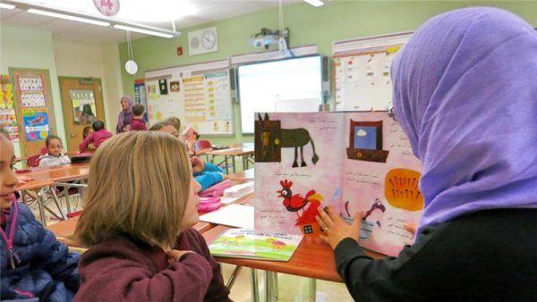 Bahasa Arab, berkembang paling cepat di Amerika