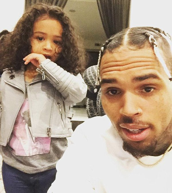 Chris Brown: Police Investigating His Daughter Royalty's Safety After Gun Arrest