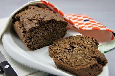 Ořechový keto chléb /Keto nut bread/ Zdravé, nízkosacharidové, bezlepkové recepty. (Healthy, low carb, gluten free recipes.)