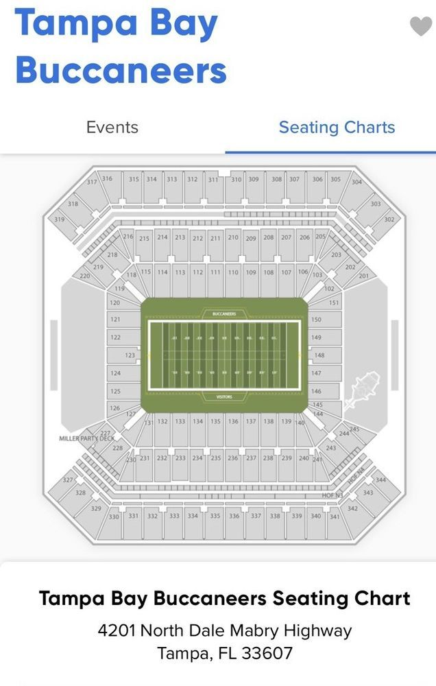 info for df065 2fdab Tampa Bay Buccaneers New Orleans Saints Tickets X2 Club Section 12 9 2018  NFL  nfl  espn  tickets