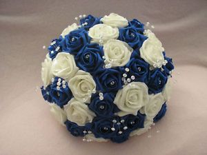 Royal Blue Wedding Flowers | T2eC16FHJG8E9nyfmG3UBP-bOp)HkQ~~60_35.JPG