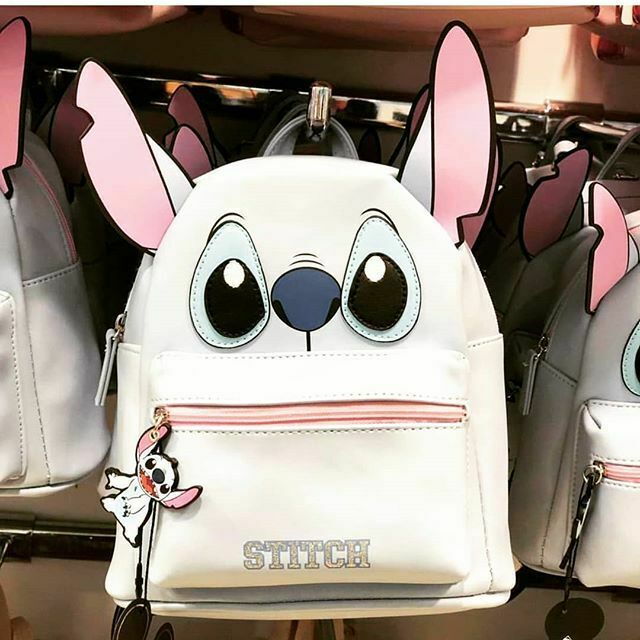 Primark Disney Stich Backpack Rucksack Lilo And Stitch With