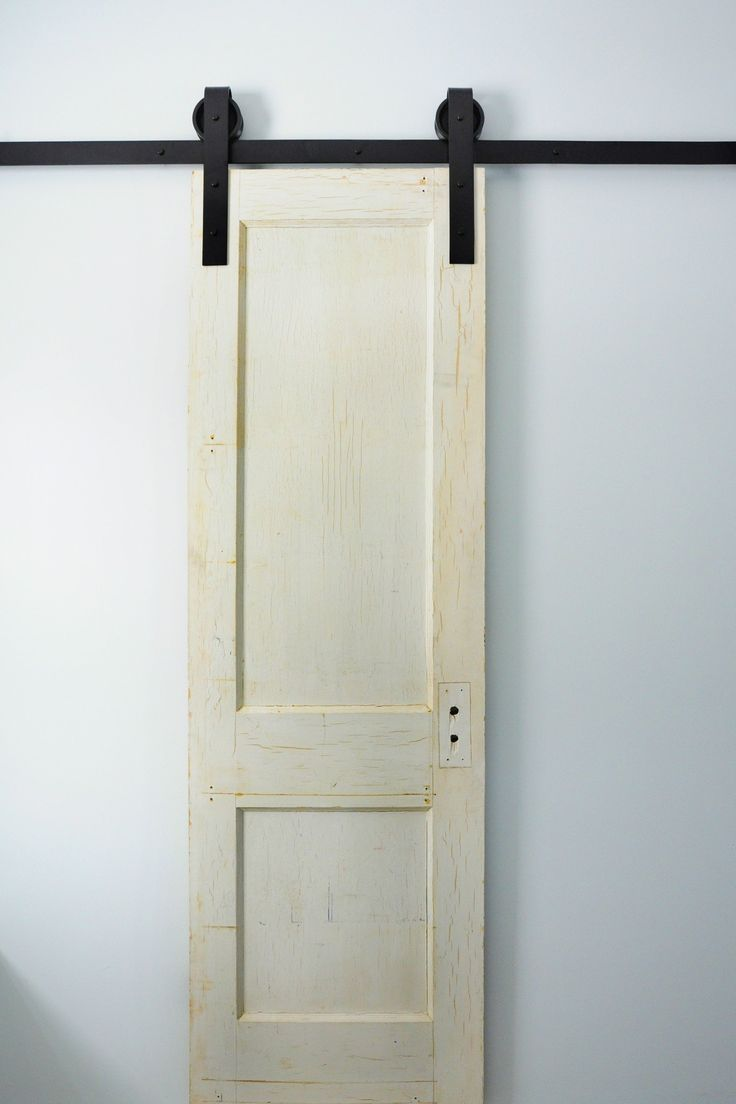 2656 best barn door images on pinterest barn doors for Single sliding barn door