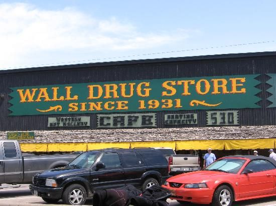 143 best rapid city s dak images on pinterest hill city on wall drug id=52939