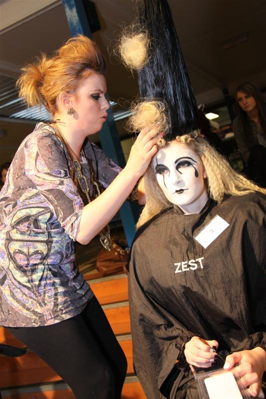 Hairdressing Competition 2011