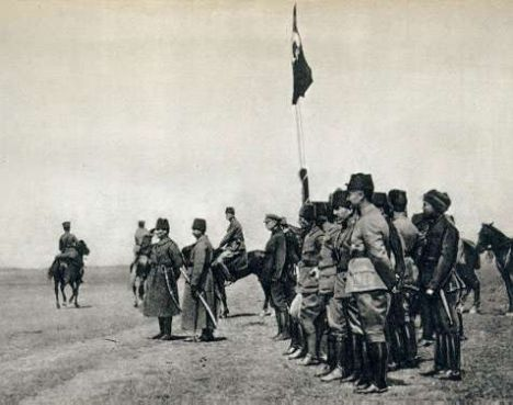 Timeline of the Turkish War of Independence