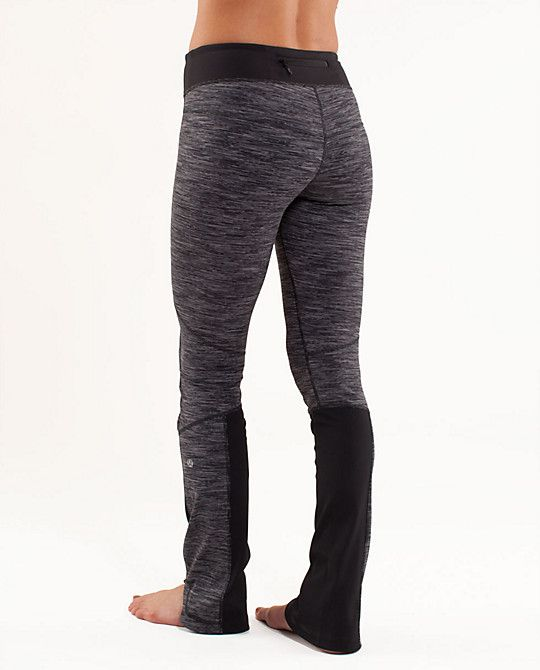 Lululemon running pants  These look like they'd be amazing for winter running