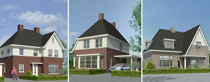 #Diepenveen - Ambtshof. Royale kavels tussen de Diepenveense landgoederen en bij de oude dorpskern van Diepenveen. De villa's zijn volledig te bouwen naar eigen stijl en smaak. #nieuwbouw #bouwfonds #kavel