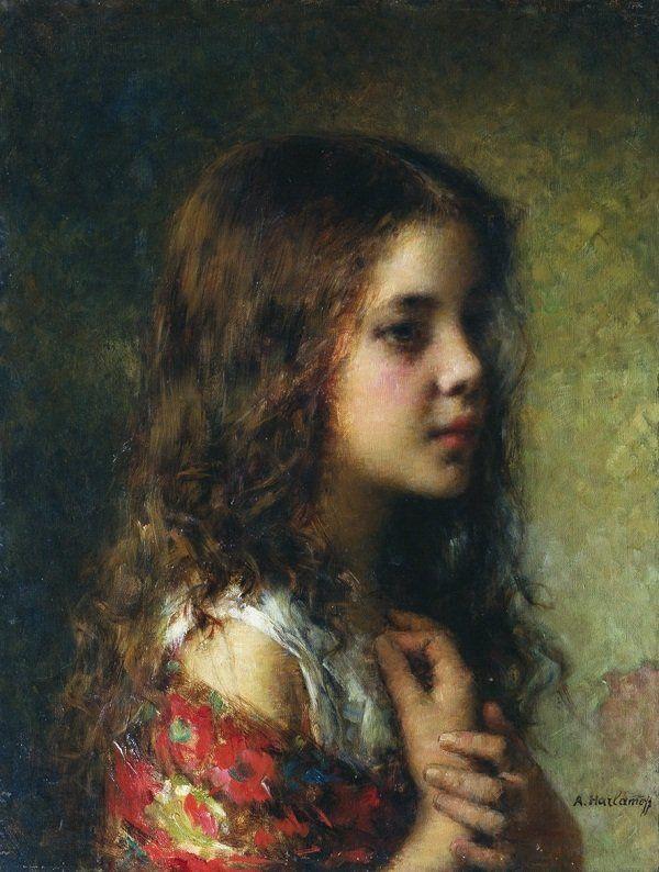 девочка - Схемы вышивки - Elena_ot_Morozki - Авторы - Портал «Вышивка крестом»