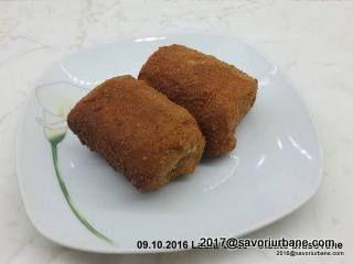 Clatite brasovene reteta traditionala dupa Radu Anton Roman. Clatite pane umplute cu carne tocata si/sau ciuperci, cu crusta aurie si crocanta de pesmet. Se