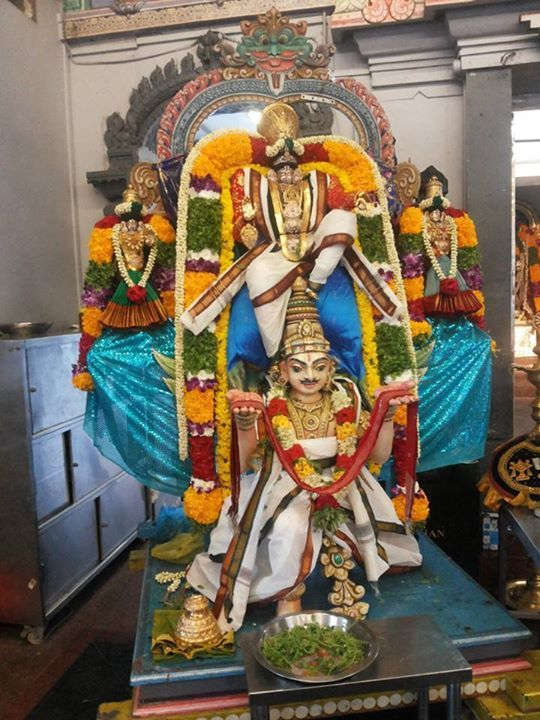 Singapore Sri Srinivasa Perumal Temple - Aadi Sravanam Garuda Sevai - http://ift.tt/1HQJd81