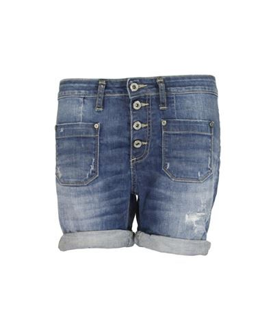 Please Jeans 4B Shorts Alaska via www.jenterommet.no