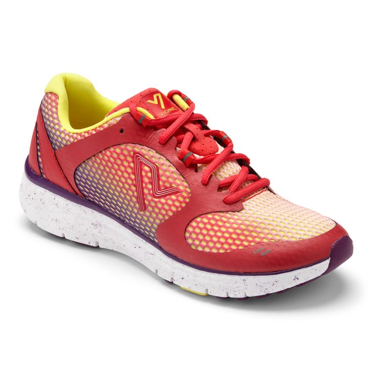 Vionic Elation: The Elation seamlessly integrates the biomechanical insole,  midsole and outsole in to