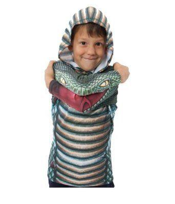 Snake Costumes for Kids - Ssss
