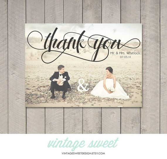 25 best images about Thank You Cards on Pinterest