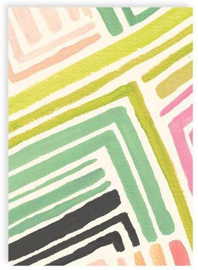 print & pattern: STATIONERY - mara-mi