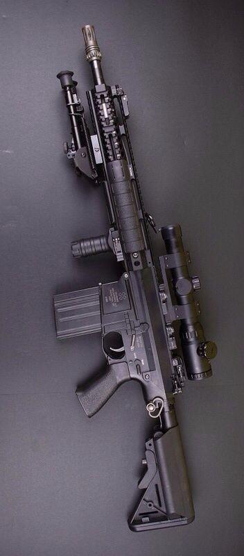 Noveske AR-15 in .308