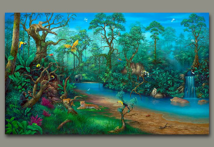 50 Best Wall Murals Amp Paintings Images On Pinterest Wall