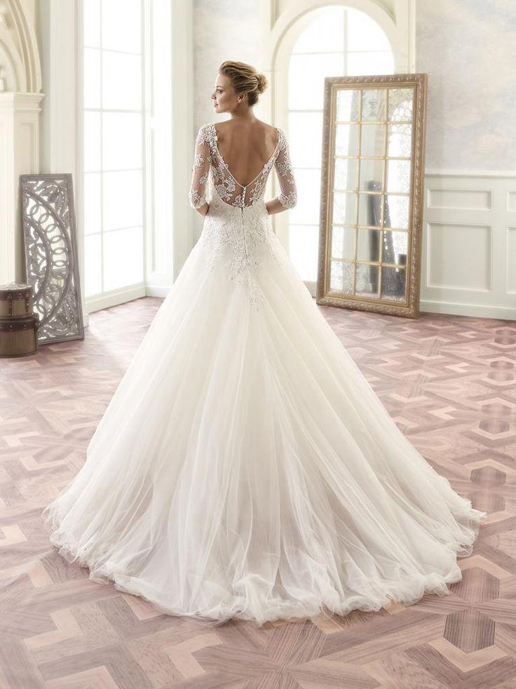 Tramore menyasszonyi ruha - igenszalon.hu