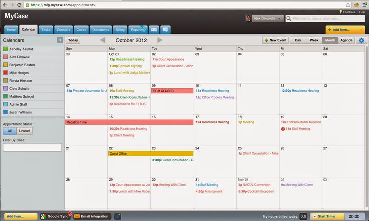The Paralegal Place: Paralegals-Tips for Monitoring the Calendar