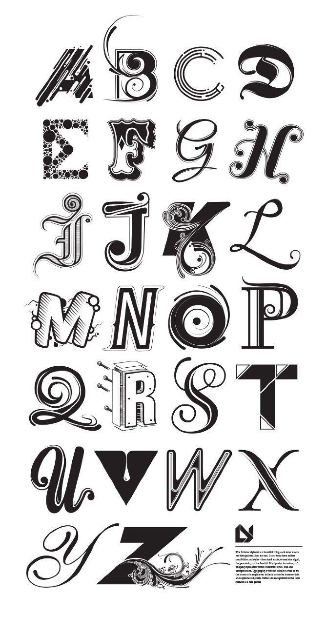 Alphabeta - Lucas Young Design