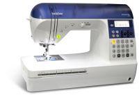 Швейная машина Brother Innov-is 650 (NV 650):Магазин Швейные Новинки предлагает: швейные машины, оверлоки, отпариватели, парогенераторы с утюгом,гладильные системы .. Москва и МО, Россия.