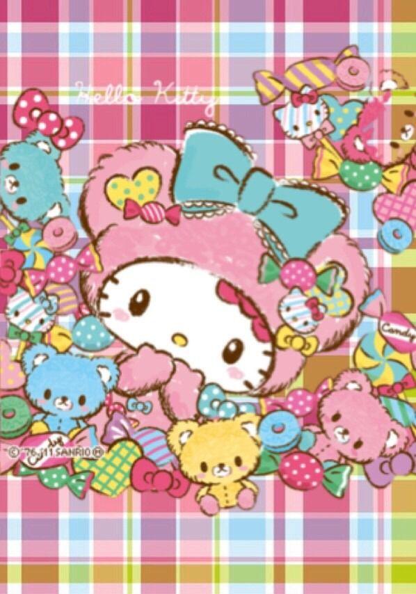 キティちゃん 完全無料画像検索のプリ画像 キャラクター Sanrio