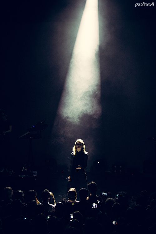 Retour en images sur le concert de Christine and the Queens Photos réalisées par Pashrash