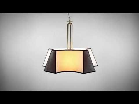 Pentagono lighting Collection by Oasis