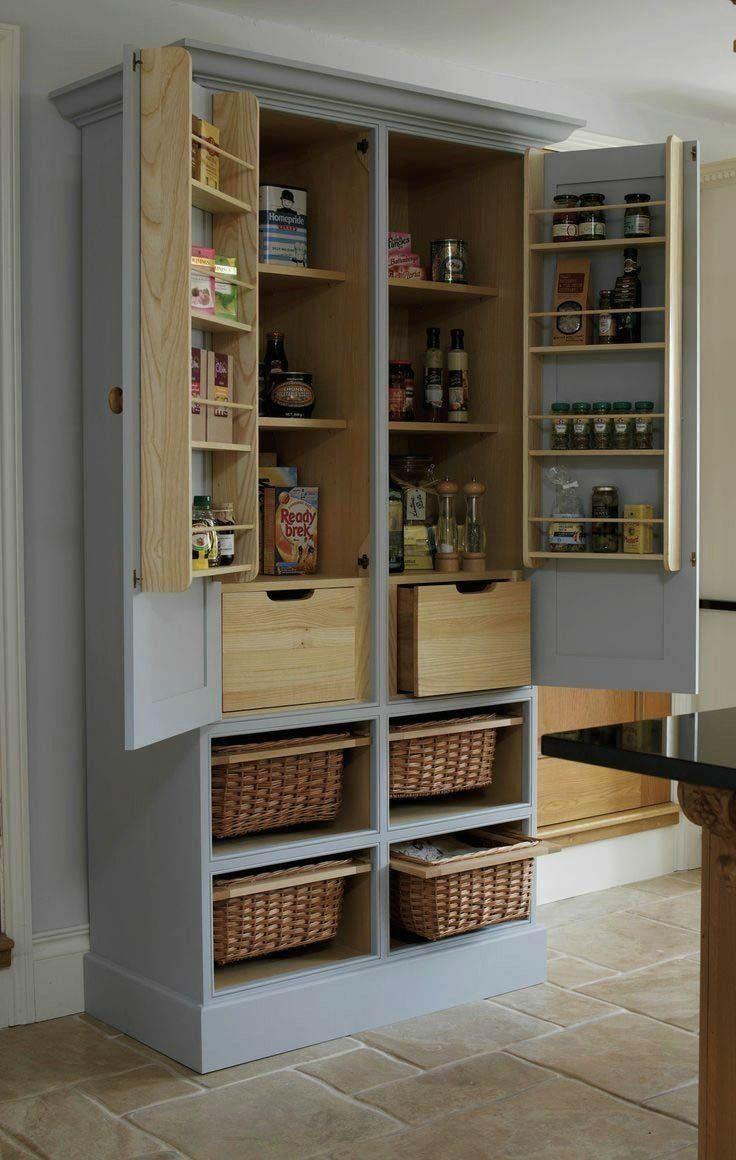 diy pantry cabinet ikea