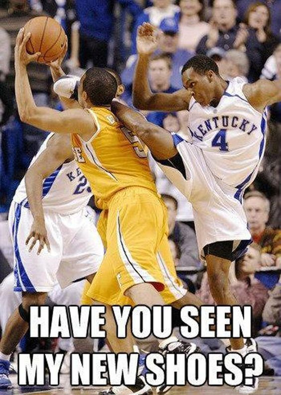funny basketball picture