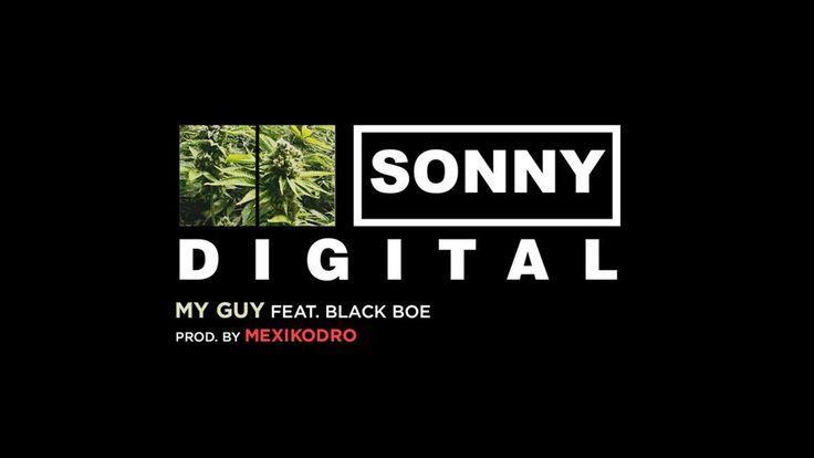 Sonny Digital - My Guy Feat. Black Boe