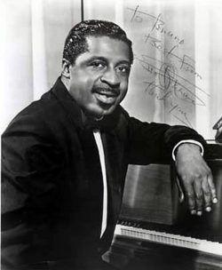 Erroll Garner, 1923 - 1977. 53; musician, composer.