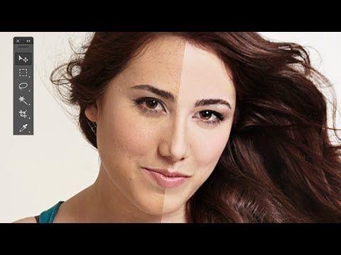 Photoshop-Experiment: Was findet ihr schöner? Natürlich oder retuschiert? - BRIGITTE
