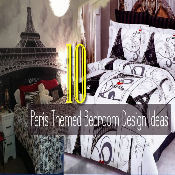Paris Themed Bedroom   Interior Design Bedroom Color Schemes Check More At  Http://