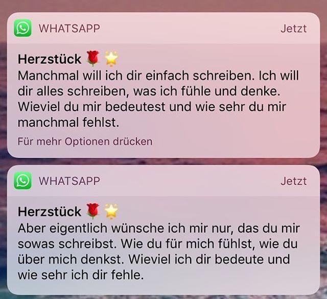 Whatsapp liebestexte für Liebessprüche für