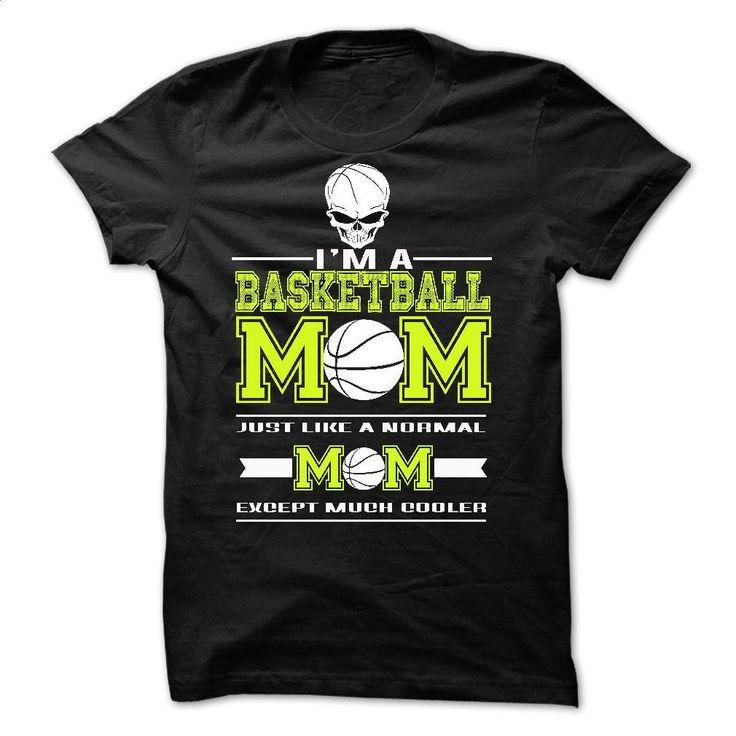 I'm A BasketBall Mom Tshirt T-01 T Shirt, Hoodie, Sweatshirts - teeshirt #hoodie #clothing