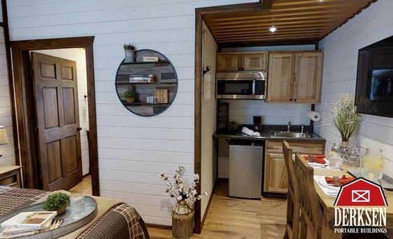 318 best derksen buildings images on pinterest for Virtual tiny house builder