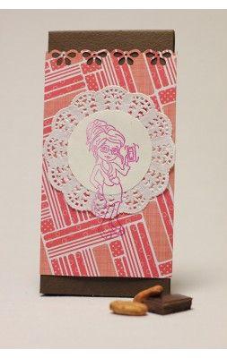 Félicitez vos collègues, vos amies ou vos employées pour leurs évolutions professionnelles et leurs bons résultats!  http://scrapandchocolates.com/fr/cadeau-pour-feliciter/88-cadeau-felicitations-2.html