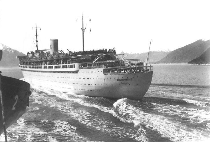 El hundimiento del Wilhelm Gustloff: el peor naufragio olvidado de la historia ~ Historia y Cultura del III Reich