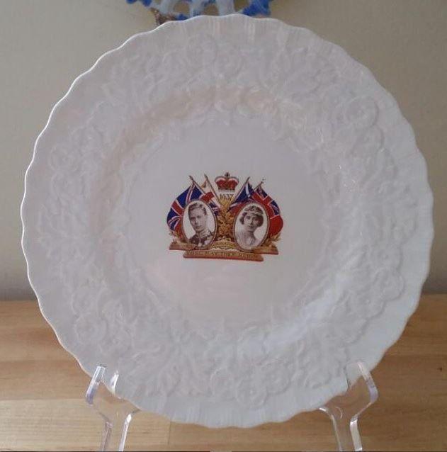 King George Vi Amp Queen Elizabeth 1937 Coronation Souvenir