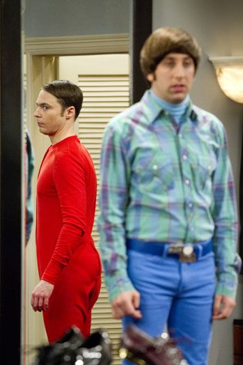 This is ssoooo funny! Behind the scenes of the Big Bang Theory!