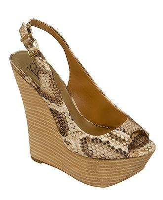 Fergie Bonita Too Platform Wedges - Sandals - Shoes - Macy's
