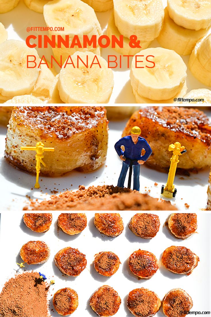 You can use cinnamon in both sweet and savoury cooking, my Cinnamon Banana bites are fantastic and so quick and easy to throw together.  Check out my recipe here www.fittempo.com