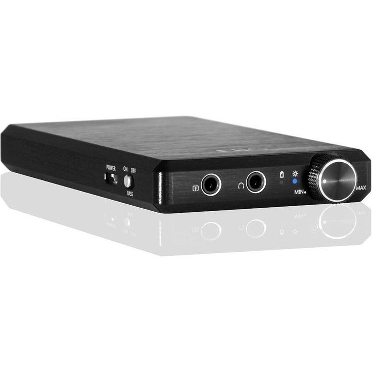 FiiO E12 MONT BLANC Rechargeable USB Portable Headphone Amplifier