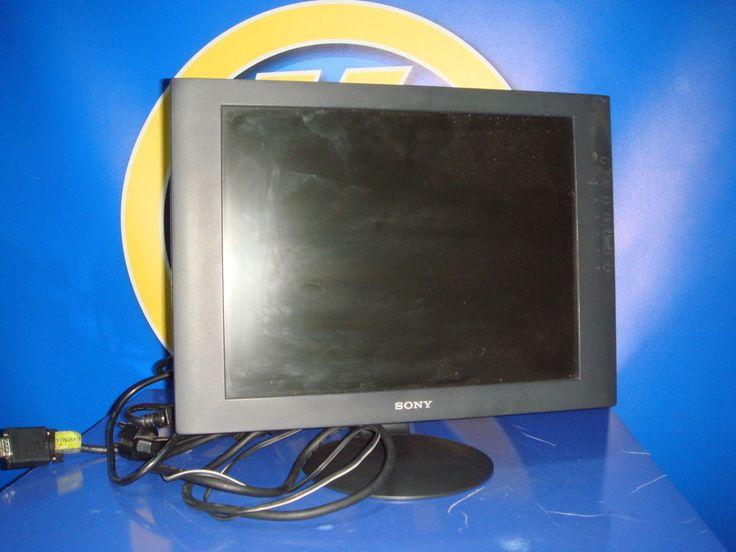 Monitor de Pc buen estado monitor SONY-SDMS51-  15 pulgadas