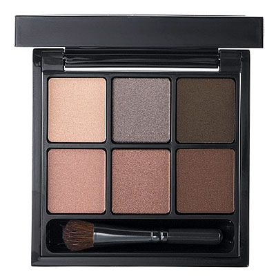 MAC Smoke and Mirrors Eye Shadow Kit = The best eye shadow I own! I wear it practically every day!!