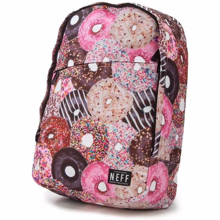 Genial esta mochila de NEFF que encontramos en GoodPeople #backpack